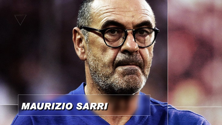 Italiani all'estero, Sarri torna in vetta