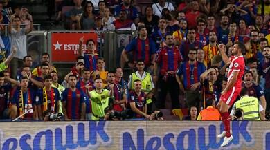 Sport: «Barcellona, niente Morata: tutto su Stuani»