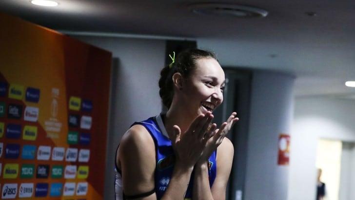 Volley: Mondiali Femminili: Italia sfida la Russia per volare alla terza fase
