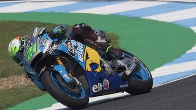 MotoGp, miglior rookie: sfida Morbidelli-Syahrin