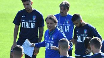 Italia, Mancini: «Dobbiamo iniziare a vincere»