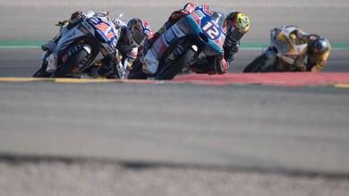 Moto3, Bastianini - Bezzecchi: nessun risentimento dopo la Thailandia