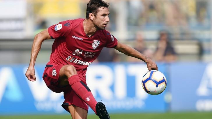 Serie A Cagliari, Srna ha svolto terapie