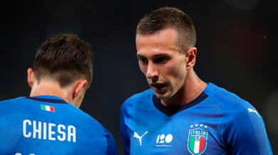 Italia, Bernardeschi: «Meritavamo la vittoria». Mancini: «C'è rammarico»