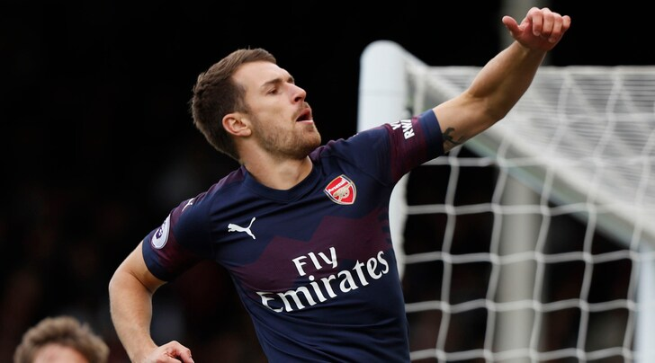 Daily Mail: «Ramsey in scadenza, la Juventus prepara l'offerta»