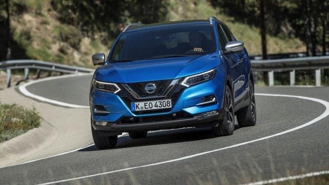 Nissan Qashqai con nuovo motore benzina da 1.3 litri: foto