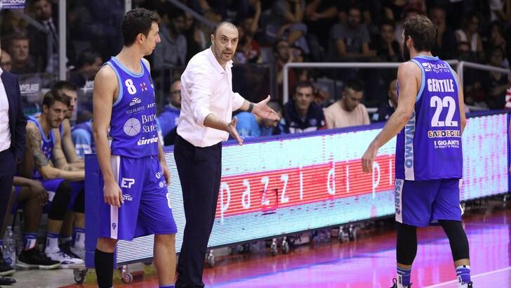 FIBA Europe Cup, sorteggiati gli otto gironi