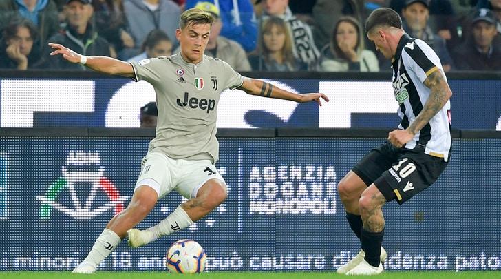Lite durante Udinese-Juventus in tv: morto un uomo di 52 anni