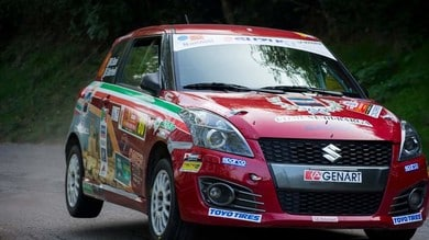 Stefano Martinelli al Rally Due Valli