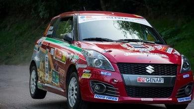 Stefano Martinelli al Rally Due Valli