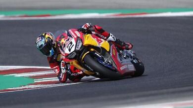 SBK Red Bull Honda, Camier: «Ci sono molte cose da sistemare»