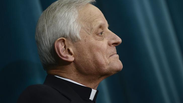 Pedofilia: Papa, sì dimissioni Wuerl