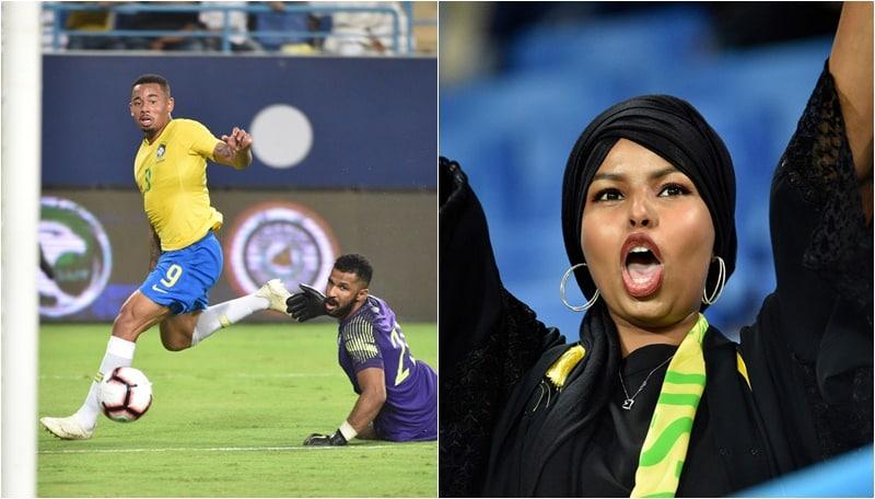 Alex Sandro fa volare il Brasile. Show in campo... E pure in tribuna!