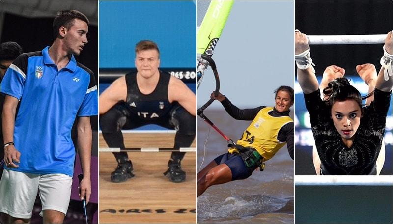 Olimpiadi giovanili, altri quattro ori: Italia a quota 11