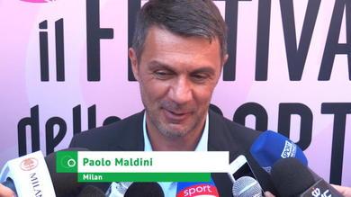 """Maldini: """"Gattuso? Per il derby è più tranquillo di quanto sembri"""""""