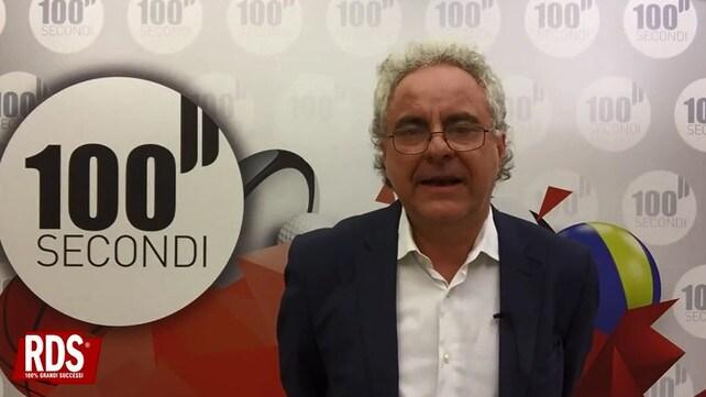 I 100 secondi di Camillo Forte: «Mancini vinci una partita»