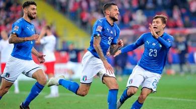 Italia, un trionfo anche in tv: 33.69% di share!
