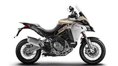 Ducati Multistrada 1260 Enduro 2019: puro off-road