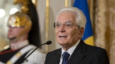 Italia, Mattarella: «Spero che il mio successore festeggi un Mondiale»