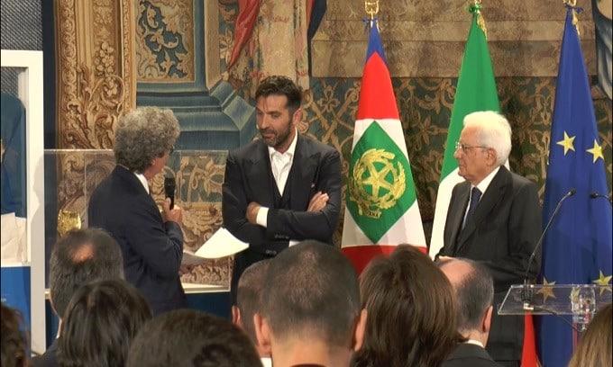 "Buffon: ""Vincere un Mondiale è far felice un popolo"""