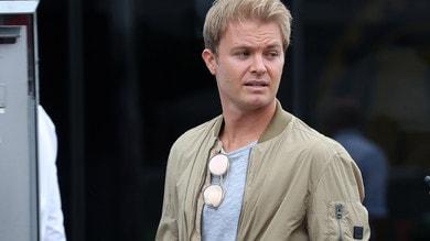 F1, Rosberg: «Vettel? Superiore ad Hamilton»
