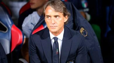 Mancini: «L'Italia non ha il problema del centravanti»