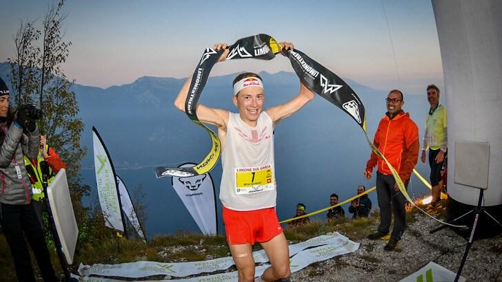 Vittoria da record al Limone Extreme  – Migu Run Skyrunner® World series final