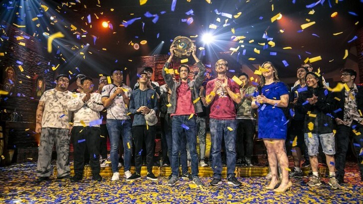 Lnguagehackr vince l'HCT Fall Championship