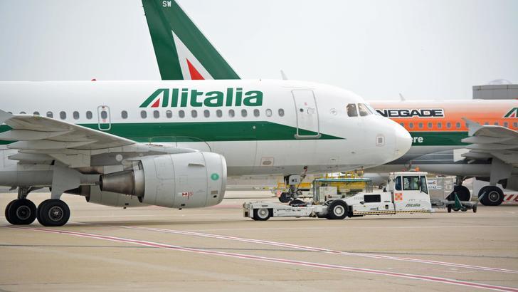 Alitalia: incontro commissari-a.d Fs