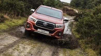 Toyota Hilux Executive+ pick- up senza limiti