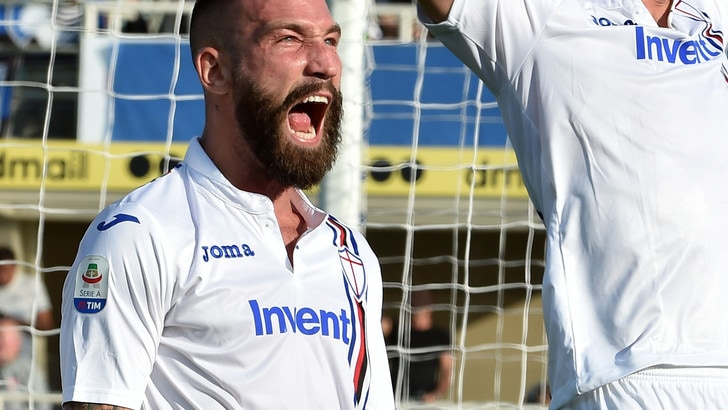 Allenamento calcio Sampdoria personalizzata