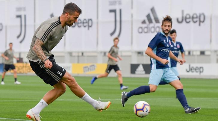 Juventus, 2-1 al Chieri in amichevole: a segno Cristiano Ronaldo
