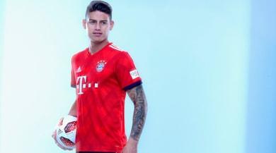 Juventus, Mendes spinge James Rodriguez