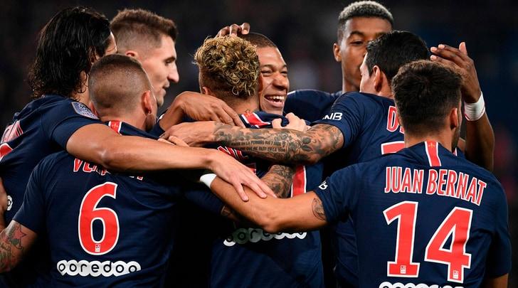 L'Equipe:«Psg vale il doppio del Lione e il triplo del Marsiglia»