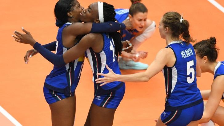 Volley: verso Tokyo 2020: ad agosto le nazionali impegnate nei tornei di qualificazione
