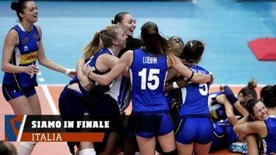 Volley, le Azzurre volano in finale Mondiale