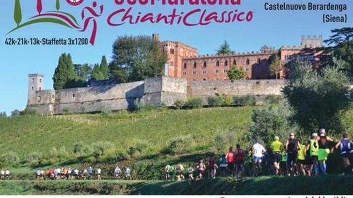Ecomaratona del Chianti Classico, countdown iniziato