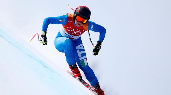 Sci, Sofia Goggia rientra a Garmisch e punta i Mondiali di Are