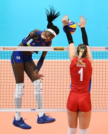Mondiali Volley Femminile: Le Foto Più Belle Della Finale