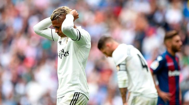 Real Madrid-Levante 1-2  Marcelo interrompe il digiuno ma non basta ... e9f94fc7539a1