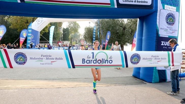 Marco Najiibe Salami e Valeria Roffino come da pronostico 'La 10 di Bardolino' vincono i favoriti