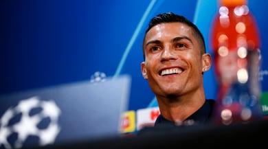 Ronaldo: «Non penso ai premi individuali, l'importante è la Juventus»