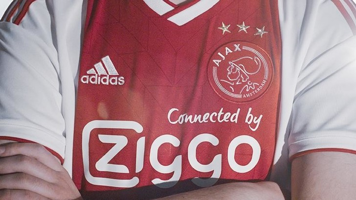Ziggo annuncia il rinnovo con l'Ajax