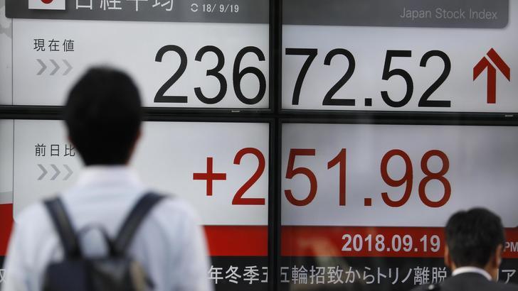Borsa: Tokyo, apertura in calo (-0,98%)