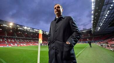 Manchester United-Juventus, ecco la formazione ufficiale di Allegri