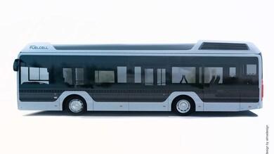 L'idrogeno di Toyota per il bus del futuro