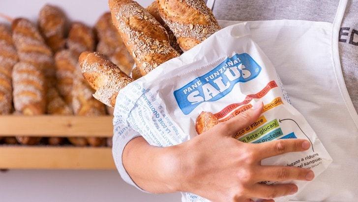 Pane Funzionale Salus: pane per gli sportivi