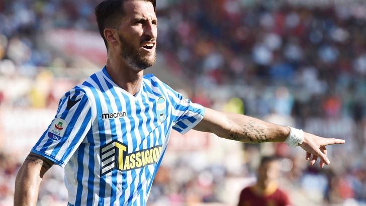 Serie A Spal, trauma contusivo al ginocchio per Valdifiori