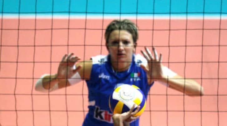 Lutto nel mondo del volley: è morta l'azzurra Sara Anzanello