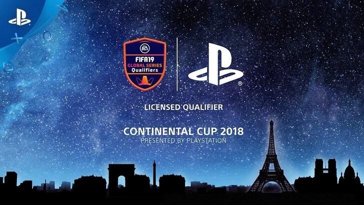 FIFA19 Continental Cup: Parigi apre la strada per i Playoff